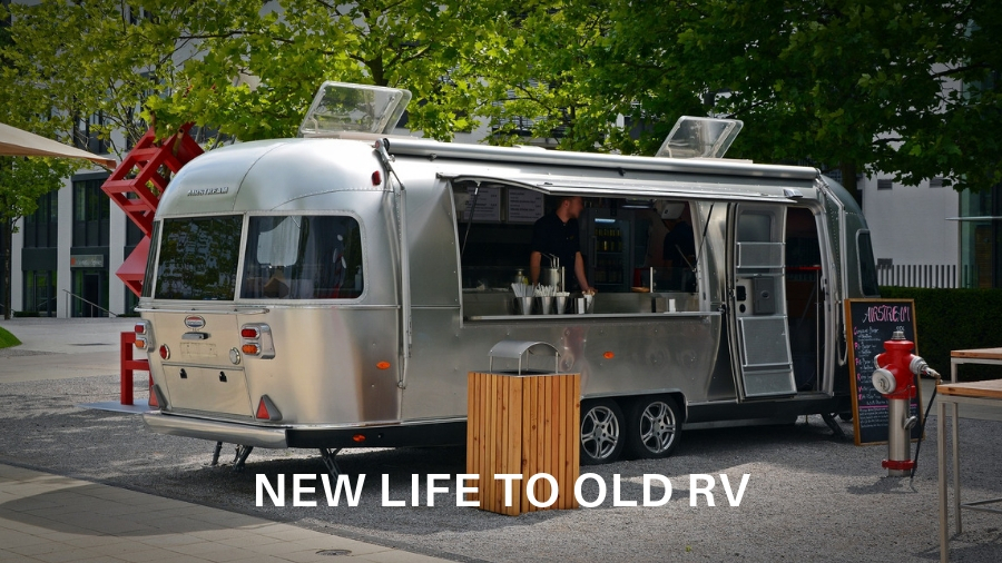 What To Do With An Old Motorhome Or RV? 1