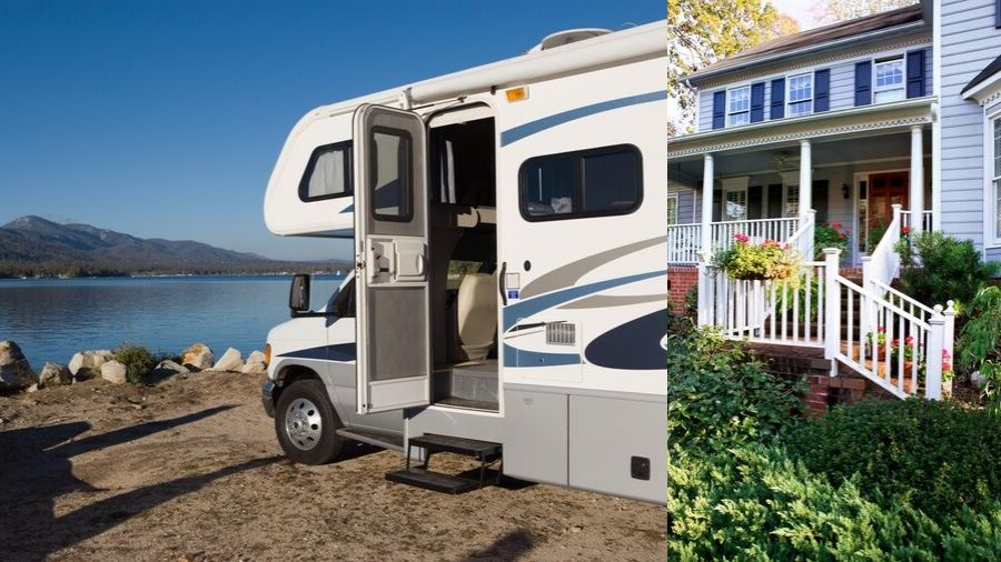 Can A Camper Be Considered A Second Home? (Or A Primary Residence?)