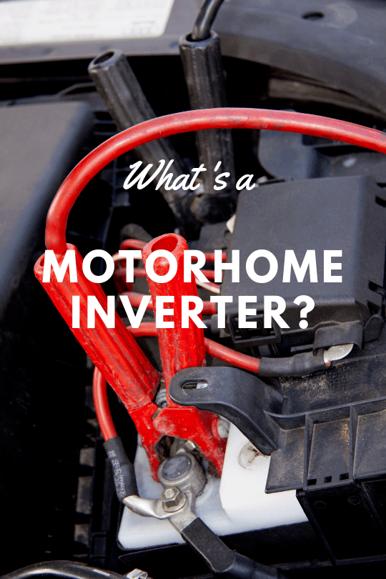What Is A Motorhome Inverter? 1