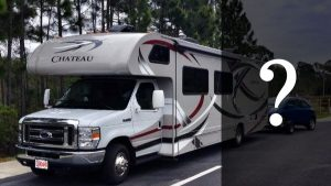 How Much Can You Tow With A Class C Motorhome?