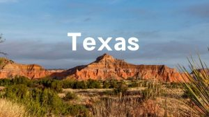 13 Texas Sized Epic Camping Locations