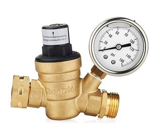 Do I Need a Water Pressure Regulator for My RV?
