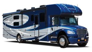 What is a Super Class C Motorhome