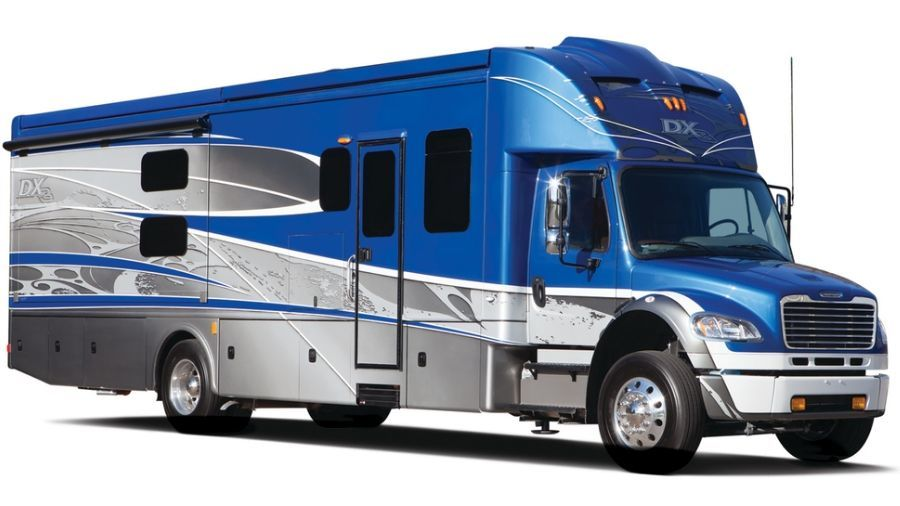 What motorhome Can tow the most weight