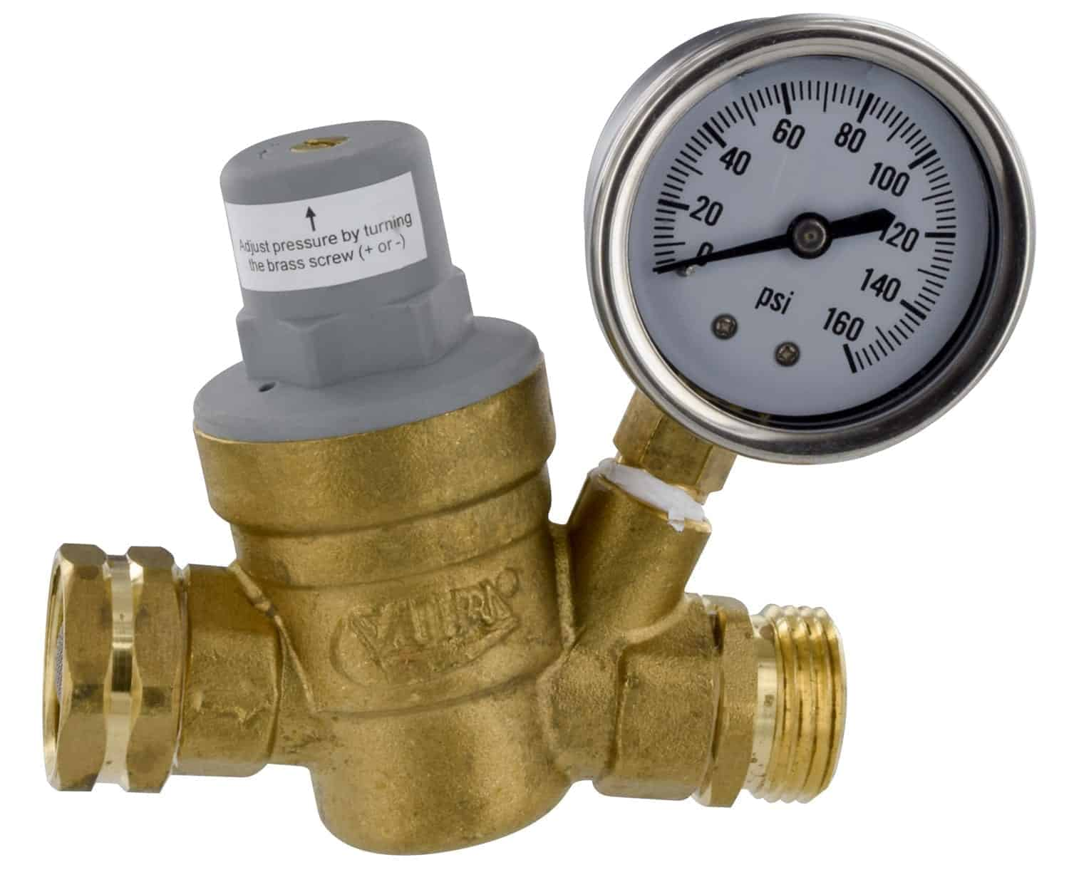 Do I Need A Water Pressure Regulator For My RV? 1