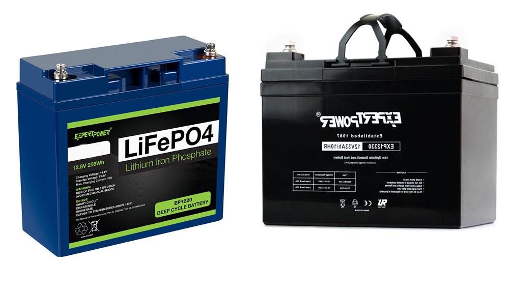 What Are The Different Types of RV Batteries Available? 4
