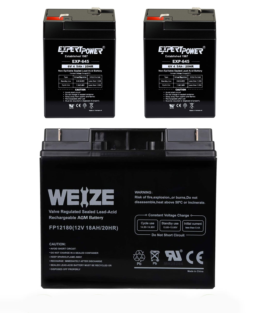 What Are The Different Types of RV Batteries Available? 5