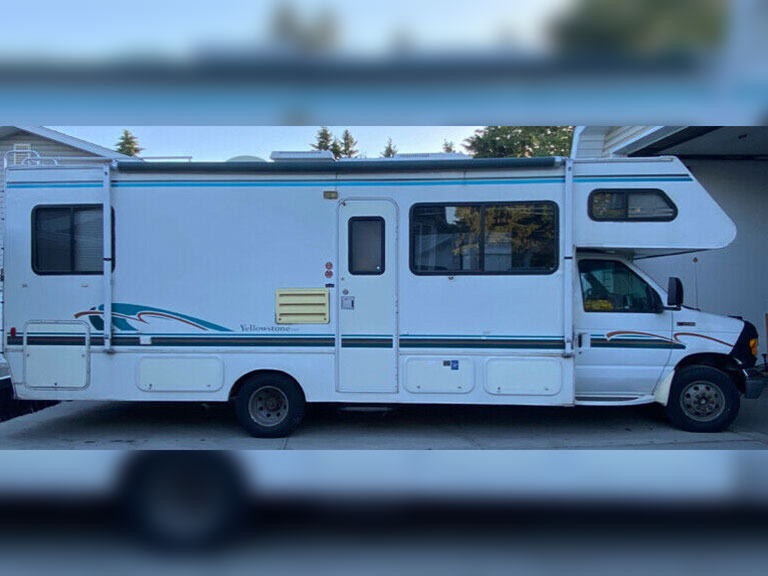 What Is A Class C Motorhome? 1