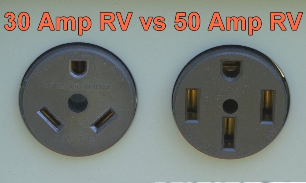 Can I Plug My 50-amp RV Into A 30-amp Service Without Damage? 5
