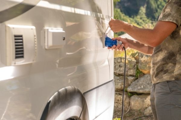 Can You Hook Up Your Home Electrical To Your RV? 1