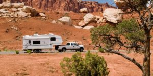 What You Need To Know Before Towing Your First 5th Wheel