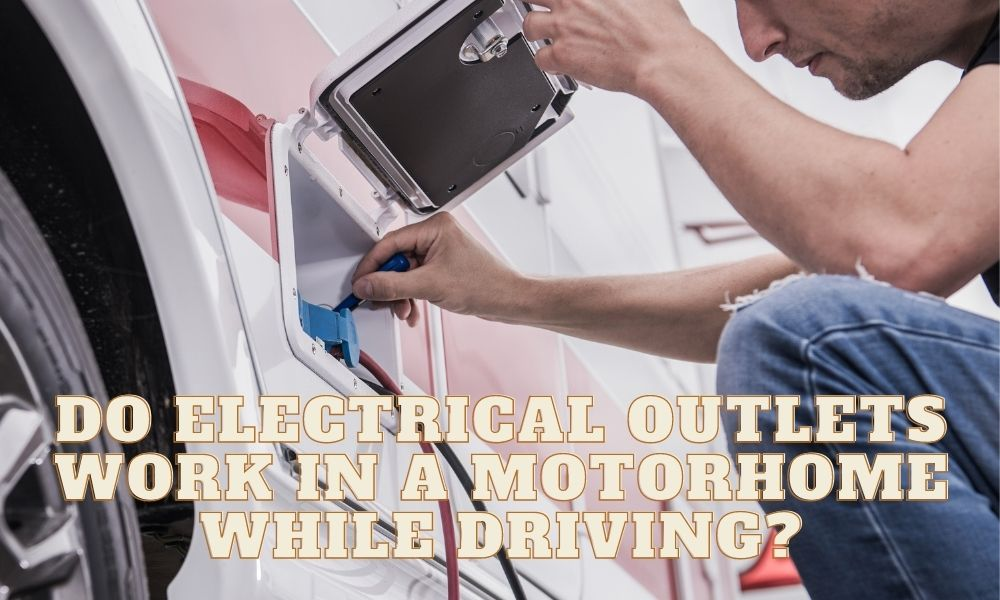 Motorhome Electrical Outlet